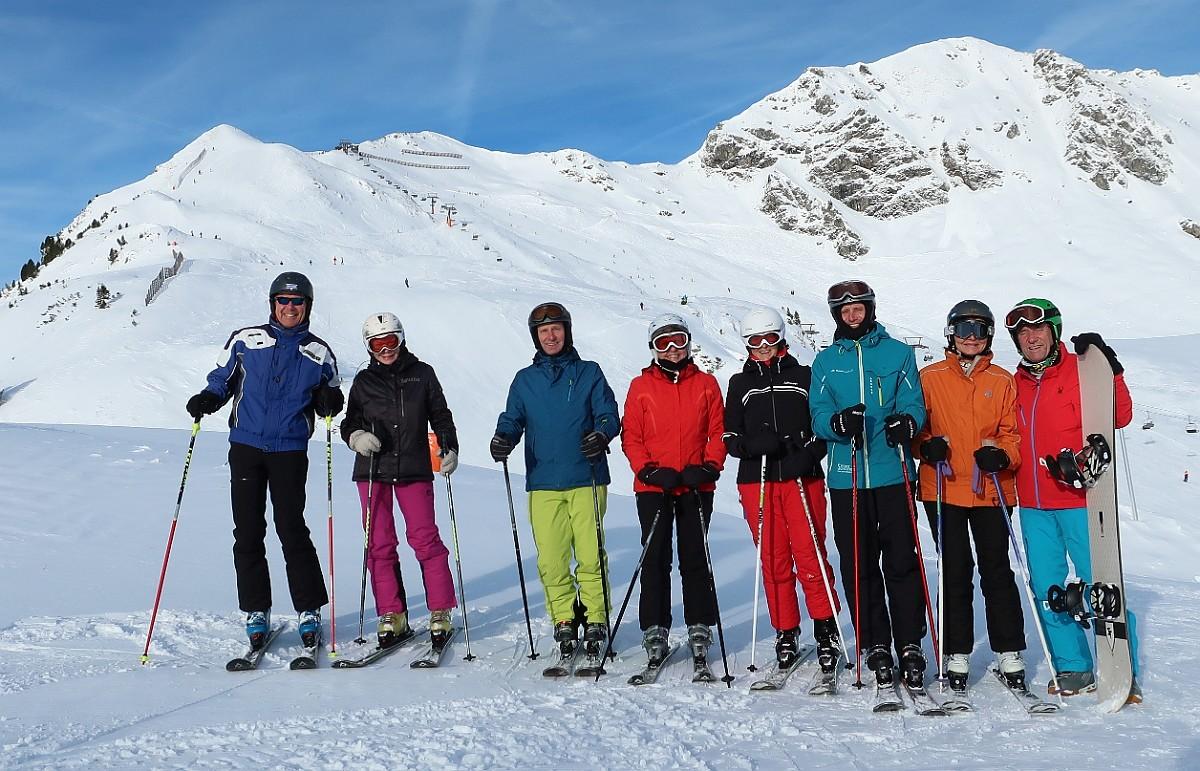 2-Tages Alpinskifahrt nach Obertauern